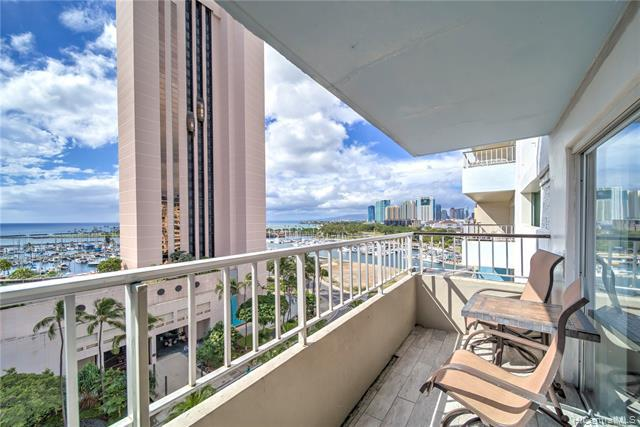 Photo of home for sale at 1690 Ala Moana Boulevard, Honolulu HI