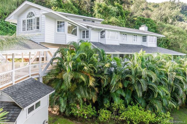 Photo of home for sale at 3005 Hoaloha Place, Honolulu HI