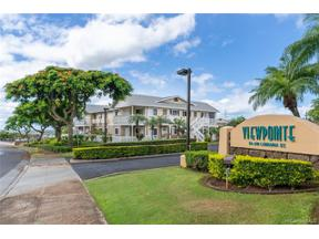 Property for sale at 94-510 Lumiaina Street Unit: T202, Waipahu,  Hawaii 96797