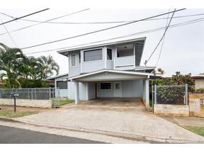Property for sale at 94-1107 Hilihua Place, Waipahu,  Hawaii 96797