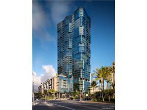 Property for sale at 1108 Auahi Street Unit: 3801, Honolulu,  Hawaii 96814