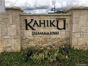 Property for sale at 724 Kakala Street Unit: 1001, Kapolei,  Hawaii 96707