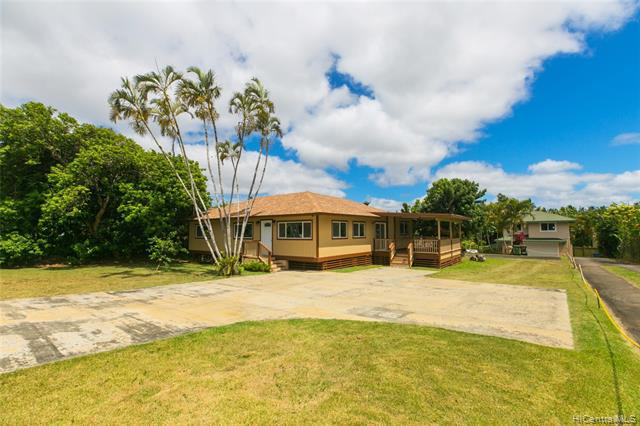 Photo of home for sale at 1668 California Avenue, Wahiawa HI