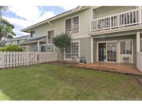 Property for sale at 94-1467 Waipio Uka Street Unit: T106, Waipahu,  Hawaii 96797