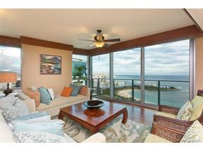 Property for sale at 1288 Ala Moana Boulevard Unit: 38L, Honolulu,  Hawaii 96814