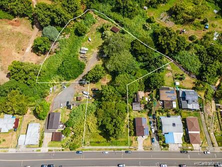 Photo of home for sale at Lot 62 Waihee Road, Kaneohe HI