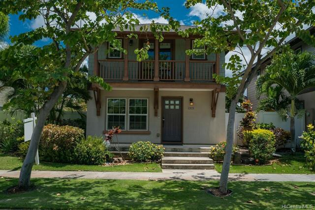 Photo of home for sale at 91-2145 Kaiwawalo Street, Ewa Beach HI