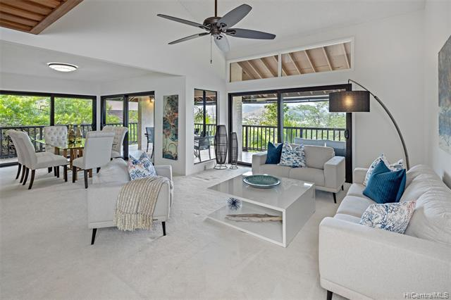 Photo of home for sale at 1194A Kamahele Street, Kailua HI