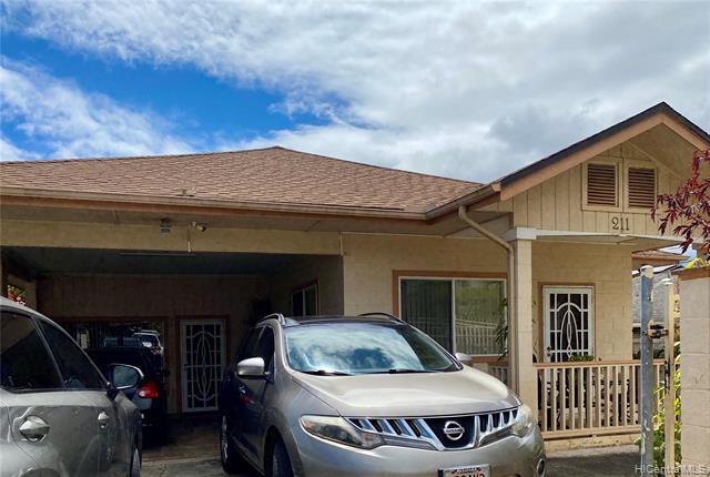Photo of home for sale at 211 Kolekole Drive, Wahiawa HI