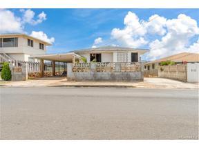 Property for sale at 1161 Wanaka Street, Honolulu,  Hawaii 96818