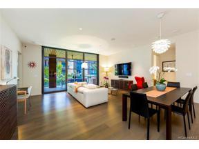 Property for sale at 1388 Ala Moana Boulevard Unit: 2502, Honolulu,  Hawaii 96814