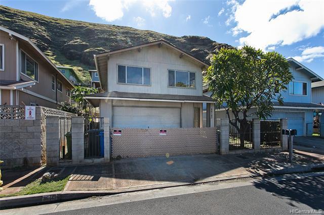 Photo of home for sale at 86-143 Leihoku Street, Waianae HI