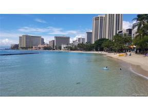 Property for sale at 2465 Ala Wai Boulevard Unit: 1203, Honolulu,  Hawaii 96815