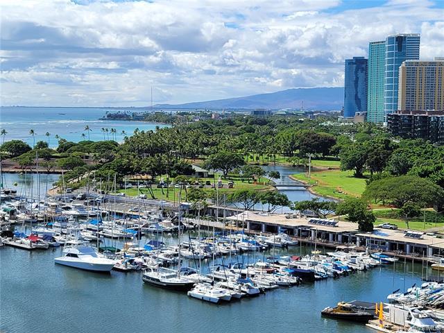 Photo of home for sale at 1676 Ala Moana Boulevard, Honolulu HI