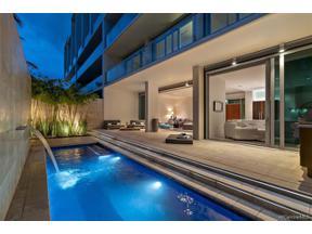 Property for sale at 1118 Ala Moana Boulevard Unit: Villa 3, Honolulu,  Hawaii 96814