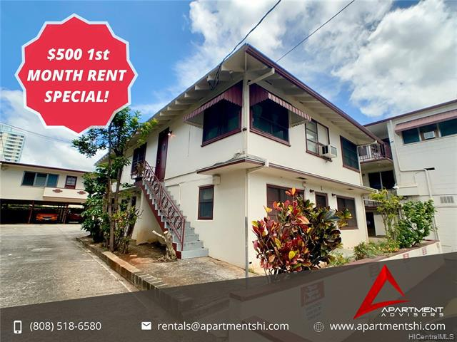 Photo of home for sale at 1226 Young Street, Honolulu HI