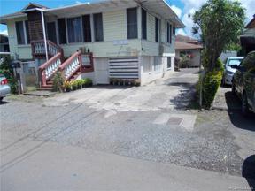 Property for sale at 1930 Kaumualii Street, Honolulu,  Hawaii 96819
