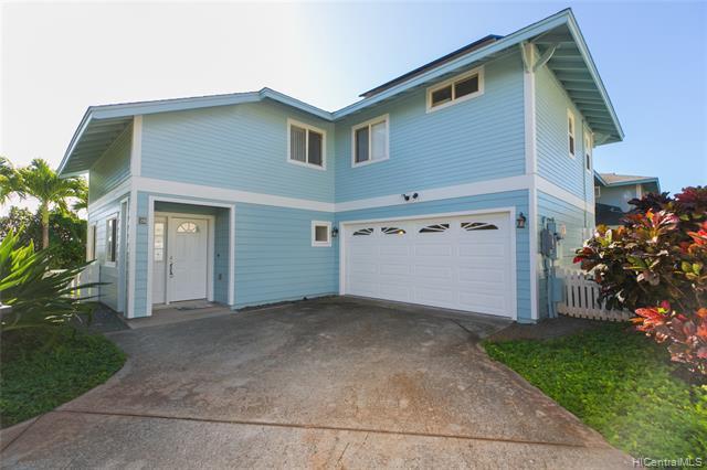 Photo of home for sale at 92-7049 Elele Street, Kapolei HI