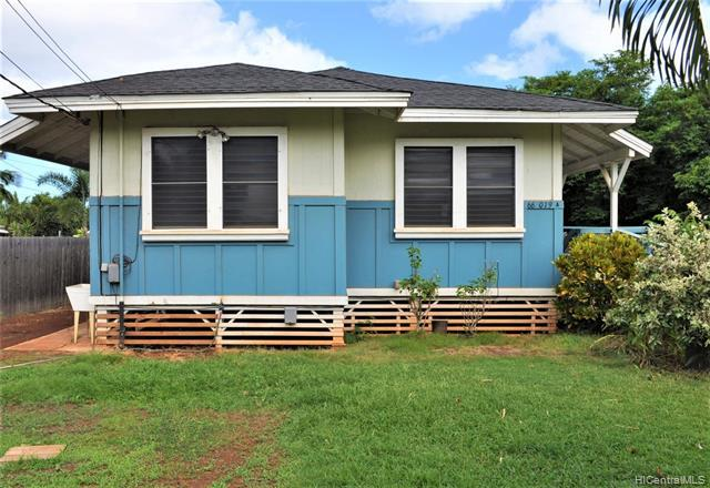 Photo of home for sale at 66-019 Waialua Beach Road, Haleiwa HI