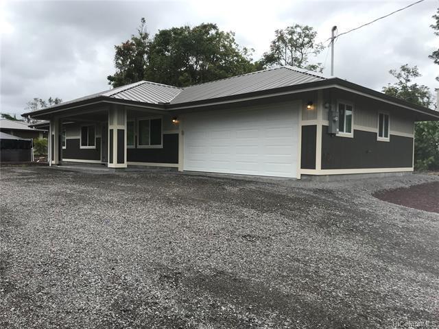 Photo of home for sale at 16-2082 Mauna Kea Drive, Pahoa HI
