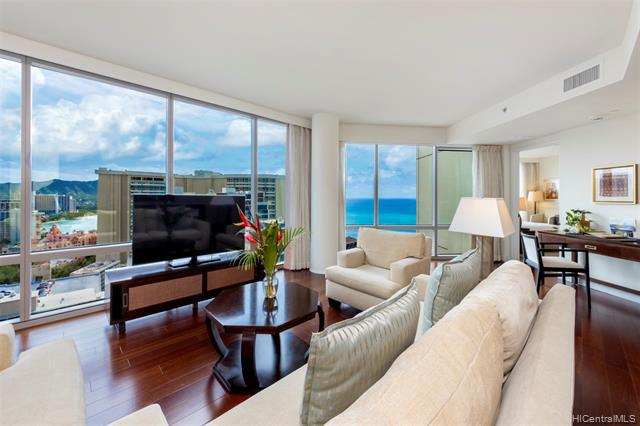 Photo of home for sale at 223 Saratoga Road, Honolulu HI