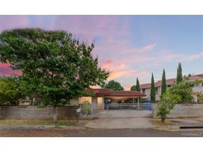 Property for sale at 1080 Luapele Drive Unit: AIEA, Honolulu,  Hawaii 96818