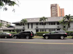 Property for sale at 2996 Ala Ilima Street Unit: 11, Honolulu,  Hawaii 96818