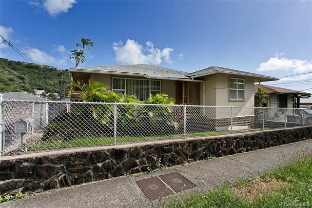 Photo of home for sale at 1805 Palolo Avenue, Honolulu HI