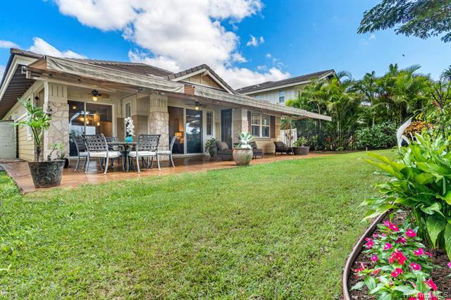 Photo of home for sale at 92-1017 V Koio Drive, Kapolei HI