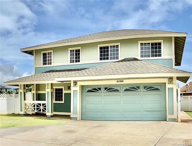 Photo of home for sale at 91-1004 Keawanui Street, Kapolei HI