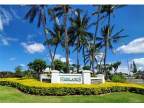 Property for sale at 94-530 Lumiauau Street Unit: D202, Waipahu,  Hawaii 96797