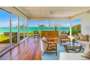 Property for sale at 1508 Mokulua Drive, Kailua,  Hawaii 96734