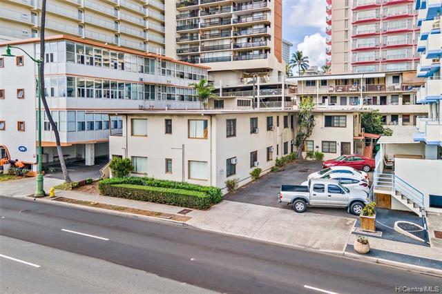 Photo of home for sale at 2311 Ala Wai Boulevard, Honolulu HI