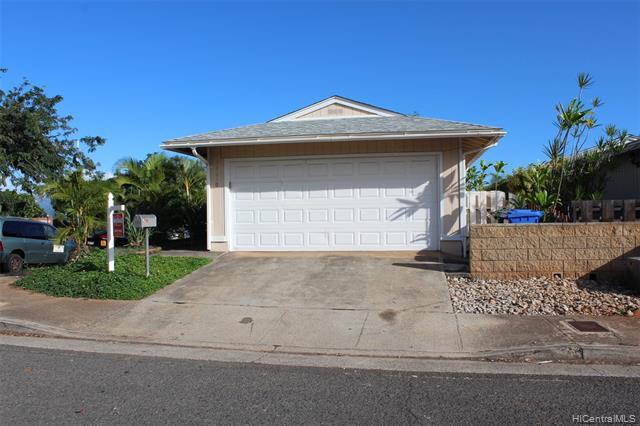 Photo of home for sale at 94-610 Kaiewa Street, Waipahu HI