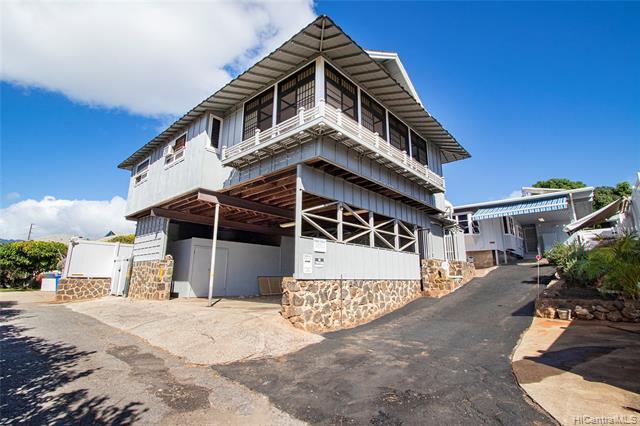 Photo of home for sale at 3504A Wela Street, Honolulu HI