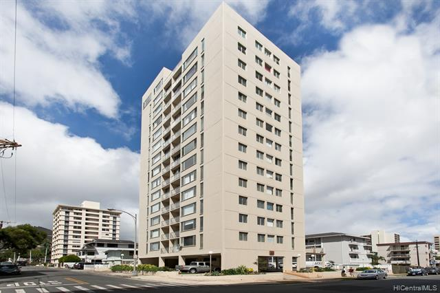 Photo of home for sale at 1624 Dole Street, Honolulu HI