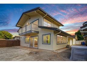 Property for sale at 94-1396 Kolea Street, Waipahu,  Hawaii 96797