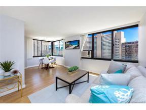 Property for sale at 343 Hobron Lane Unit: 1402, Honolulu,  Hawaii 96815