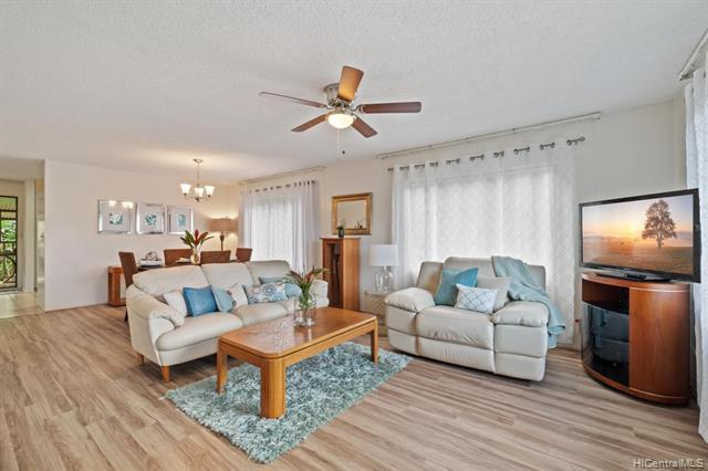 Photo of home for sale at 45-180 Mahalani Place, Kaneohe HI