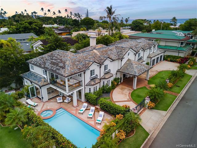 Photo of home for sale at 485 Kala Place, Honolulu HI