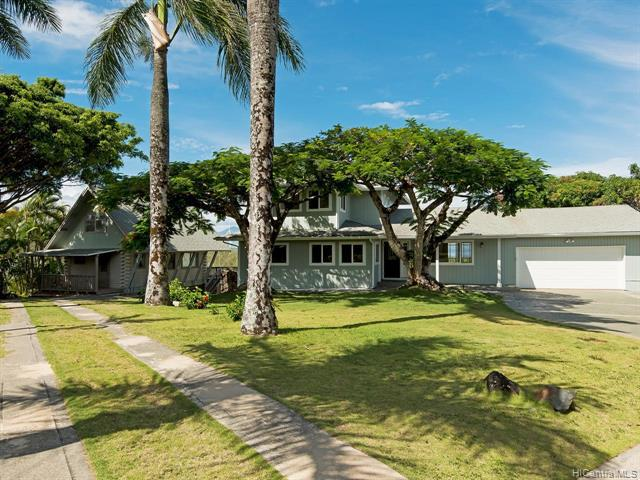 Photo of home for sale at 59-609 Maulukua Place, Haleiwa HI