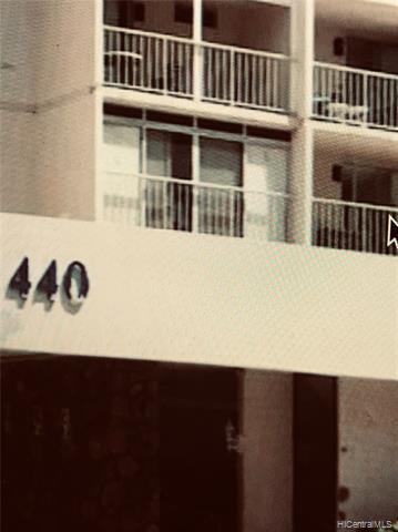 Photo of home for sale at 440 Lewers Street, Honolulu HI