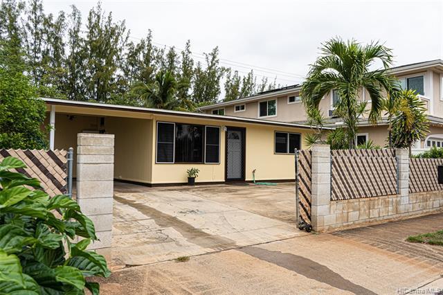 Photo of home for sale at 91-1136 Hanaloa Street, Ewa Beach HI