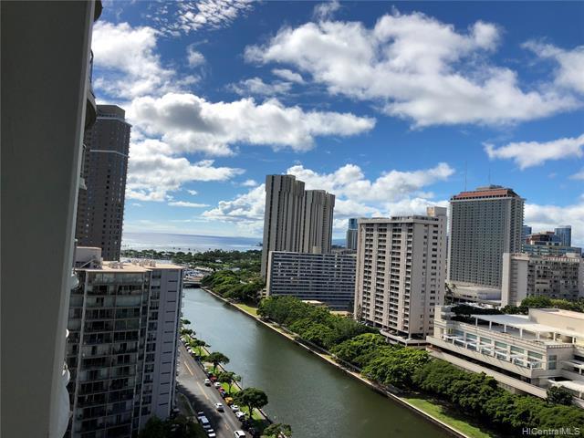 Photo of home for sale at 1717 Ala Wai Boulevard, Honolulu HI