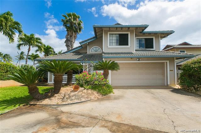 Photo of home for sale at 91-209 Oaniani Place, Kapolei HI