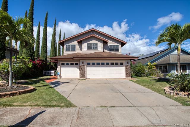 Photo of home for sale at 92-6033 Makeke Street, Kapolei HI