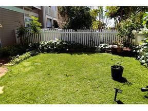 Property for sale at 94-545 Lumiaina Street Unit: S101, Waipahu,  Hawaii 96797