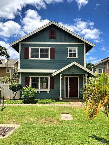 Photo of home for sale at 87-1962 Pakeke Street, Waianae HI