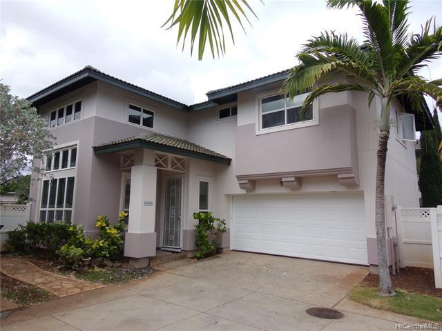 Photo of home for sale at 91-1032 Lanakoi Street, Kapolei HI