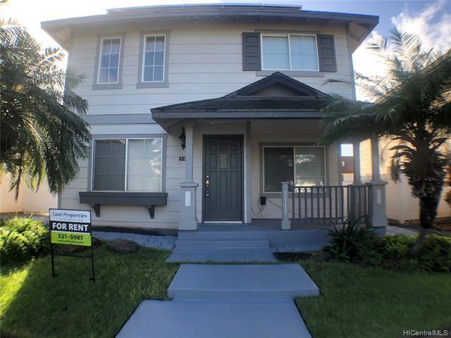 Photo of home for sale at 911023 Kailoa Street, Ewa Beach HI